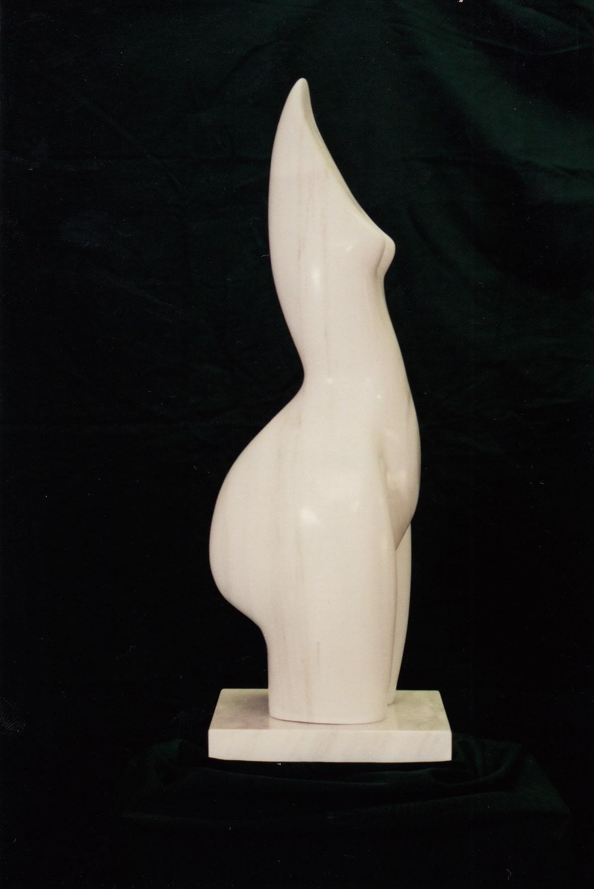 Woman   Carrara Marble 28″ x 12″ x 10″