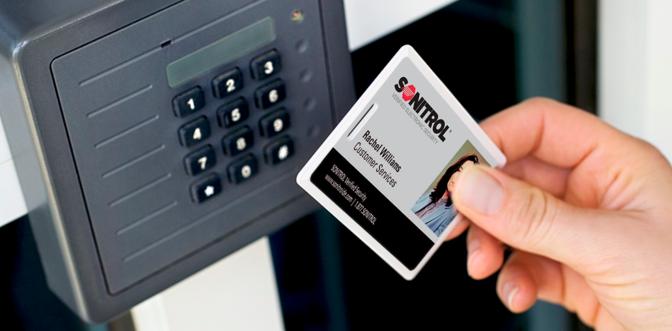 Sonitrol Access Control