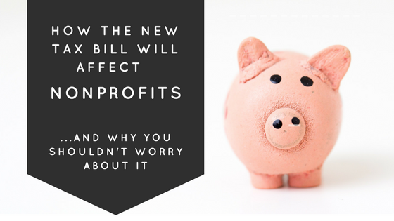 How the New Tax Bill Will Affect Nonprofits