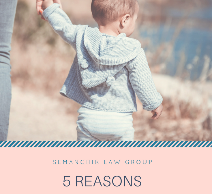 5 Reasons Why You Need an Estate Plan