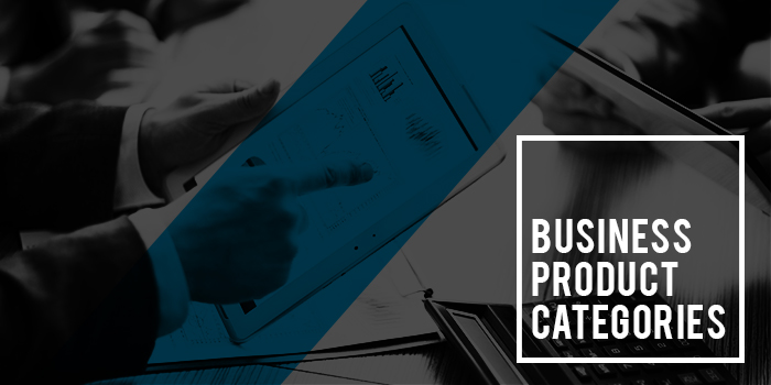 Business Product Categories