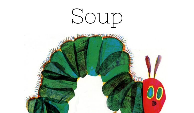 Caterpillar Soup