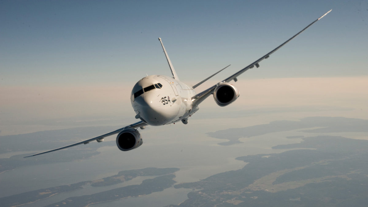 NZ Appears Likely To Order Boeing P8