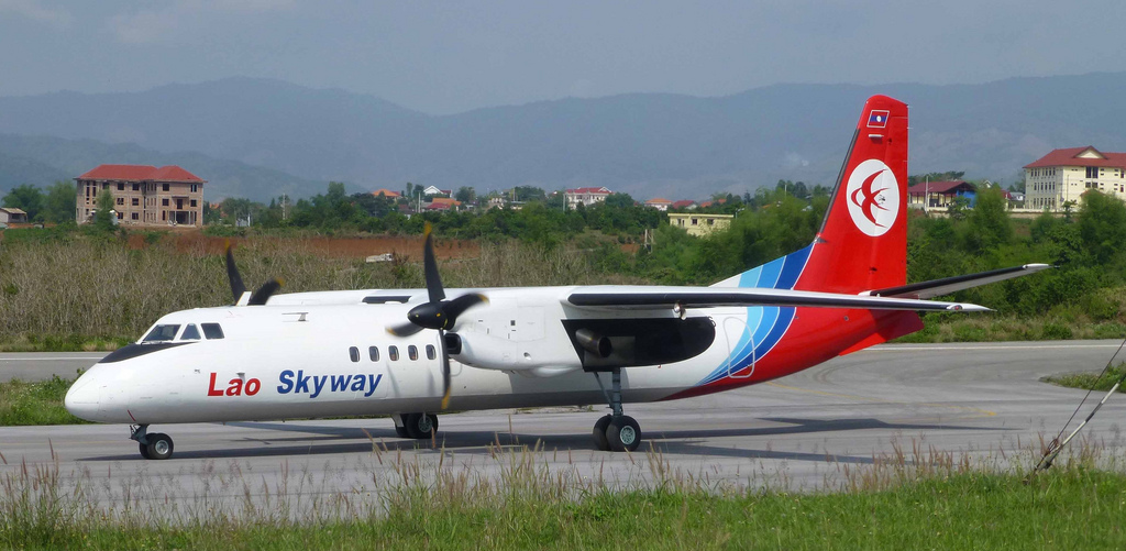 Domestic Air Services Take Off In Laos