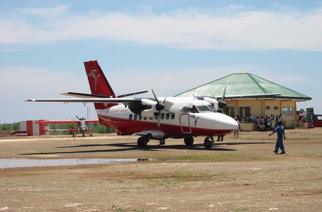 The Philippines' Forgotten Airports: Bantayan Airport