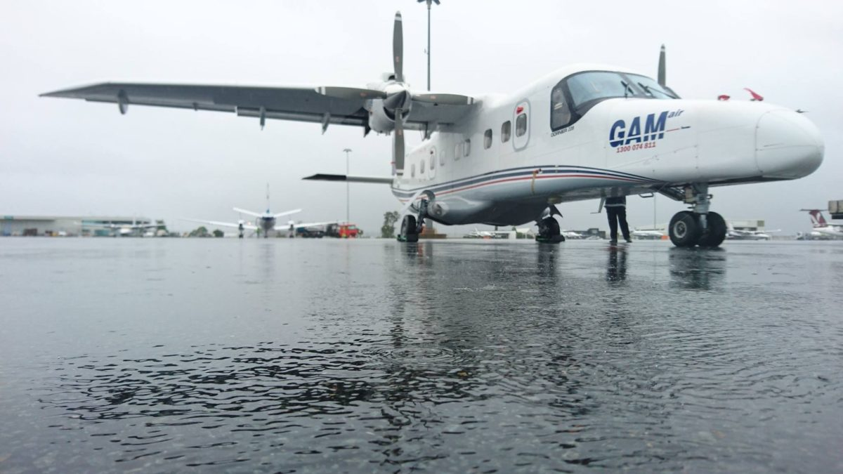 How GAM Air's Search & Rescue Mission Came About By Accident