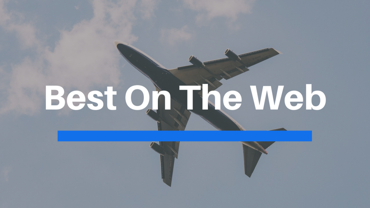 Best On The Web – 2nd to 8th September 2017