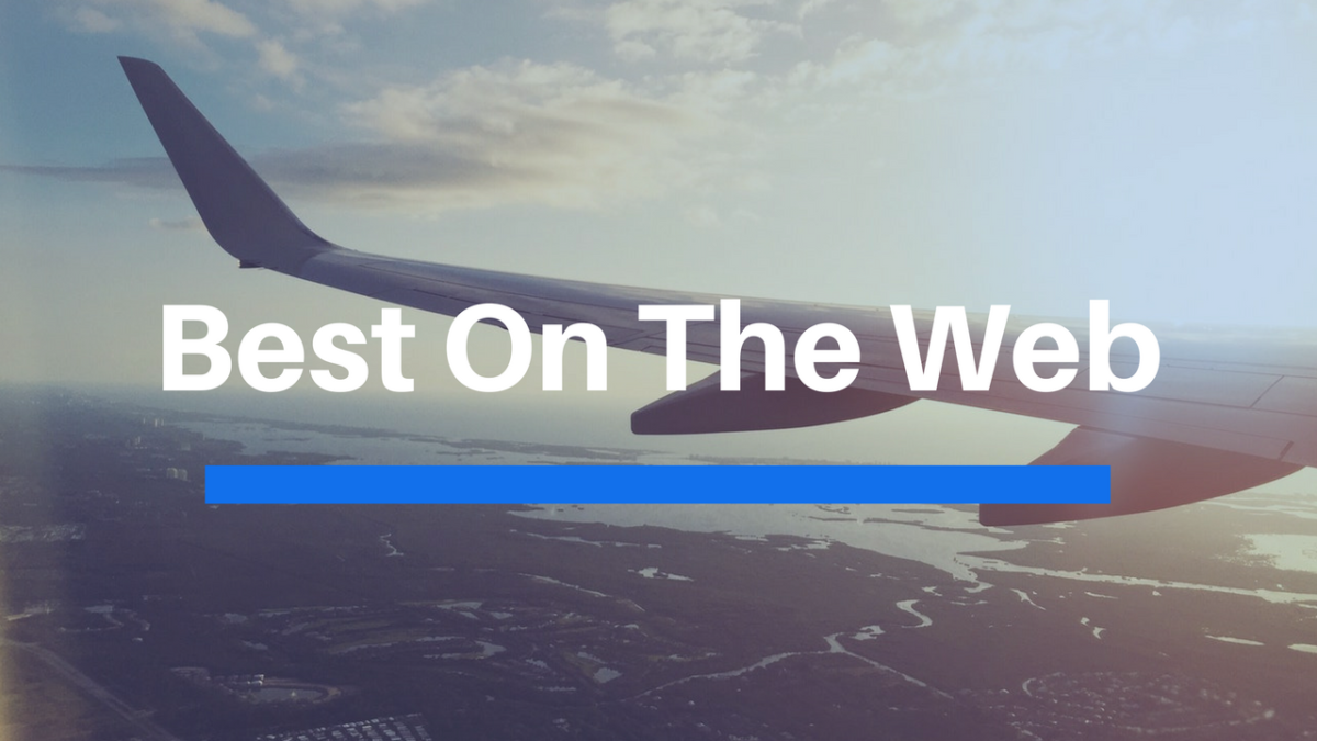 Best On The Web – 18th to 24th September 2017