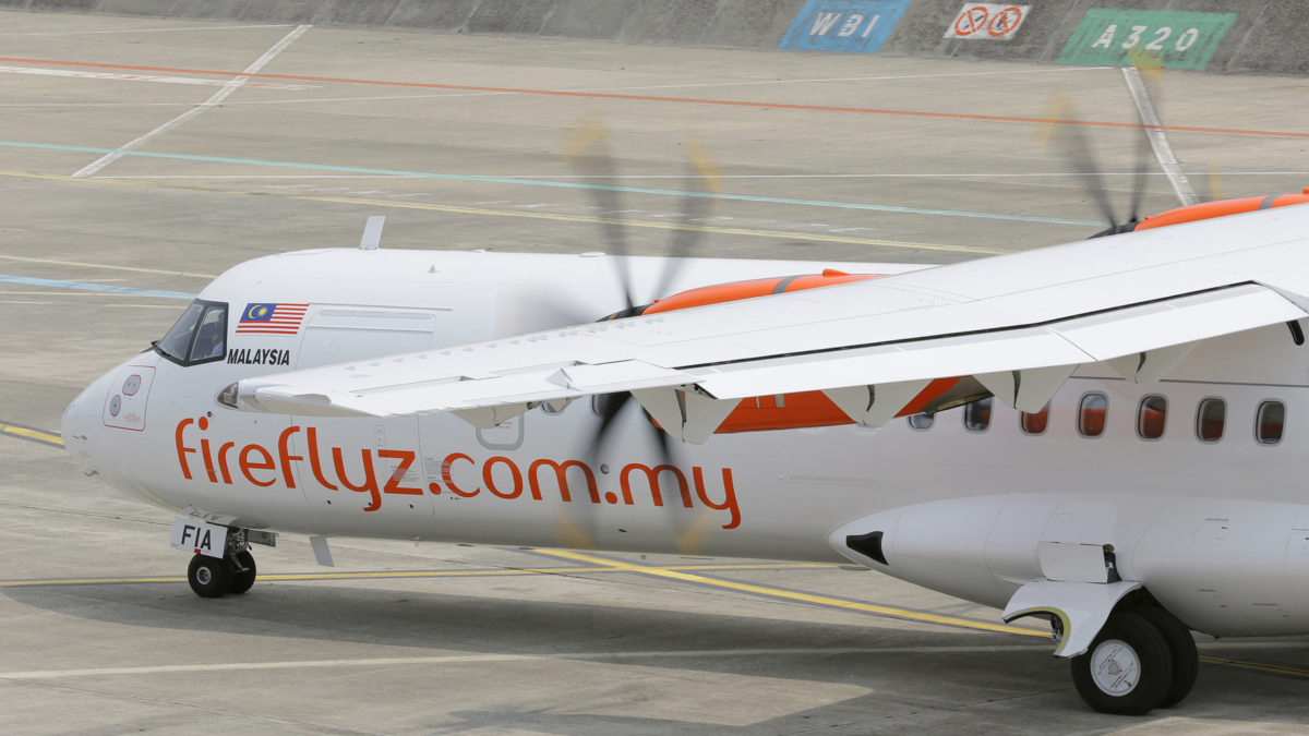 Malaysian Civil Aviation Authority: 'Outstanding Airspace Issues' to Be Resolved Before Firefly Can Operate