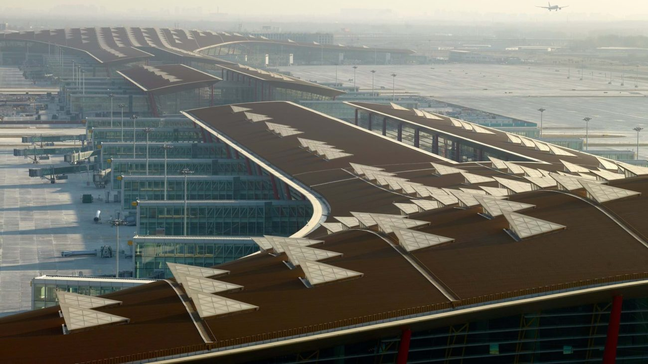 China to Have 450 Airports by 2035