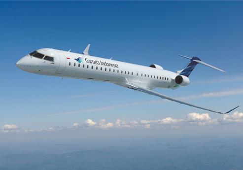 Garuda Launches New Singapore-Belitung Service