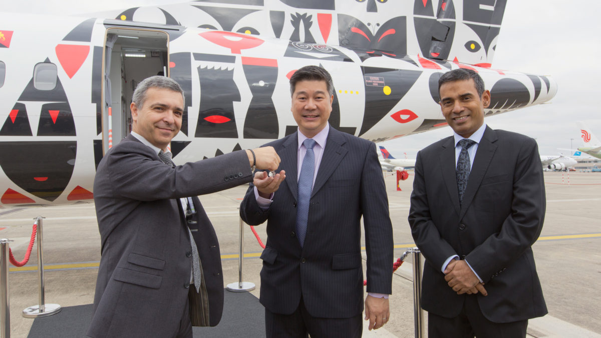 PNG Air Offering Wet-Leases on Dash 8s