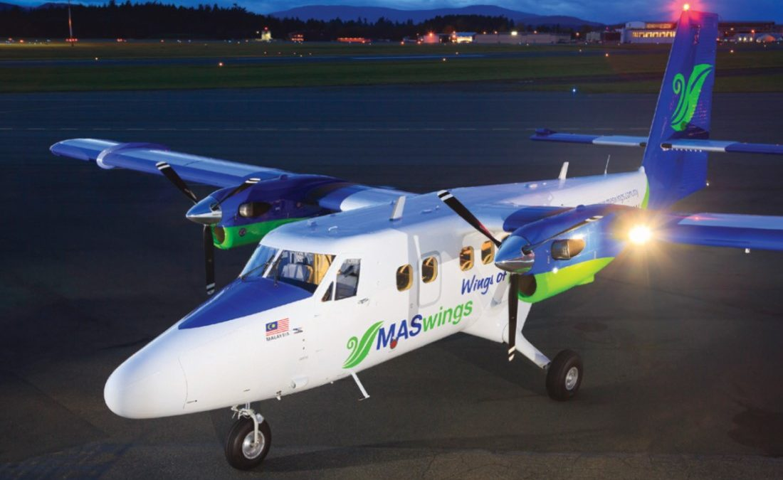 MASwings Renews Rural Air Services Contracts