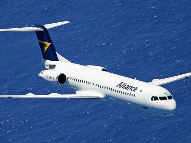 Australia's Alliance Airlines Expanding Darwin Hub