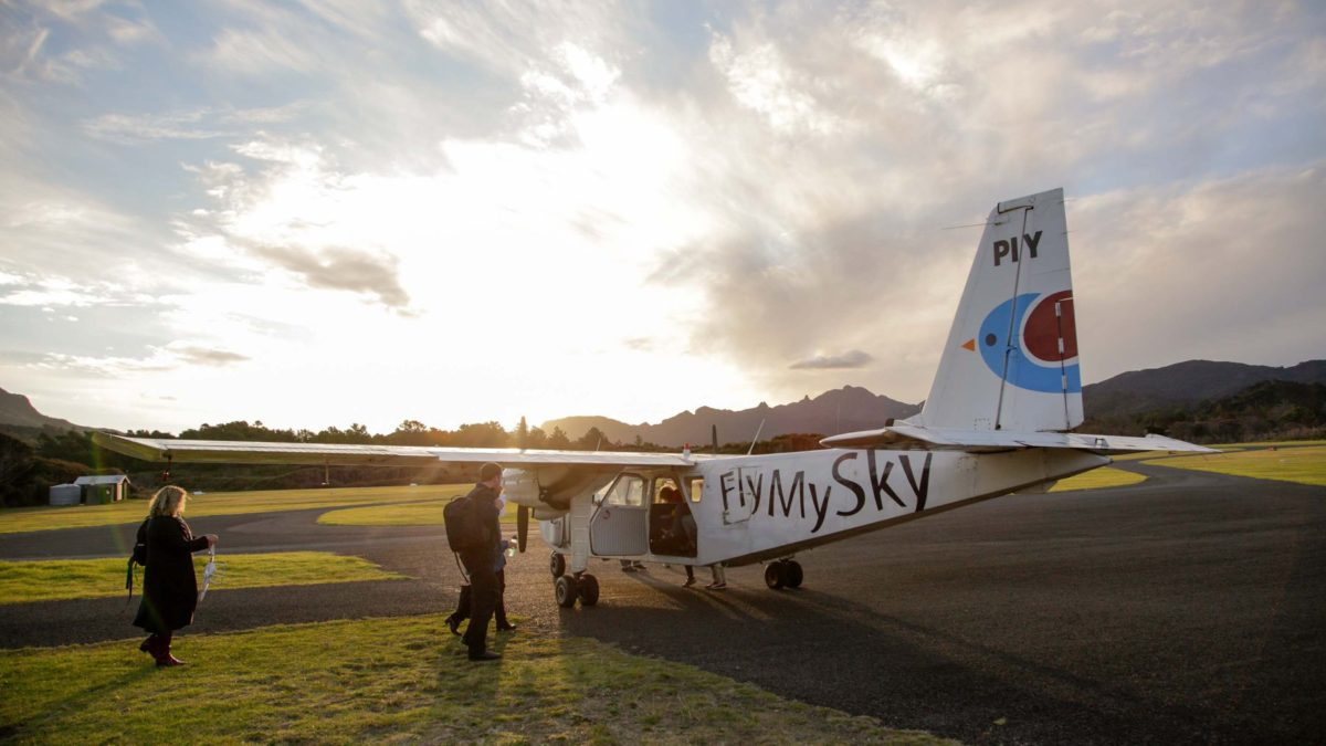 Piloting New Zealand's Regional Aviation Market