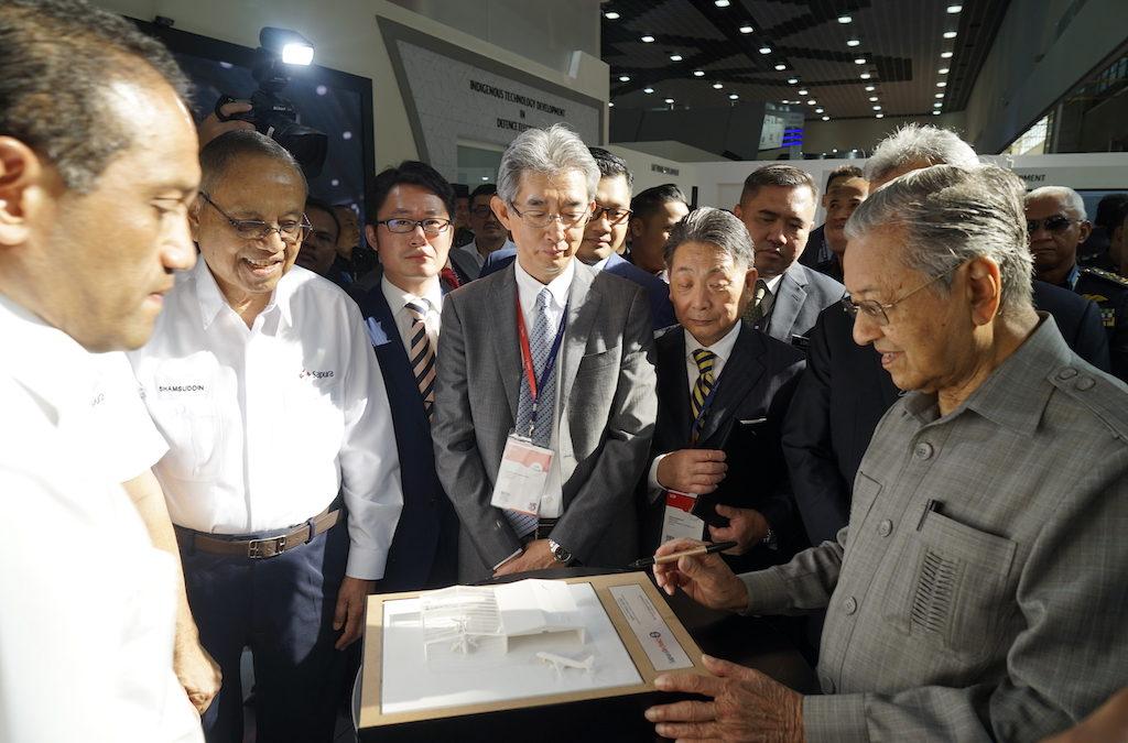 Sapura Technics Launches New MRO in Johor