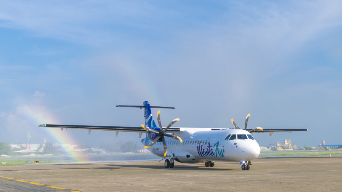New Maldivian Carrier Manta Air Keen to Shake Up Competition