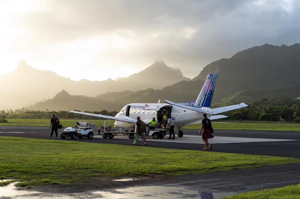 Cook Islands' Air Rarotonga Modernising Saab 340 Fleet