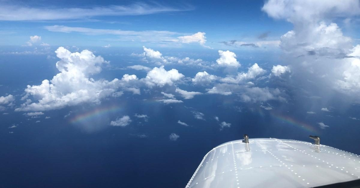 Pilot's Diary: Ferry Flight to Japan