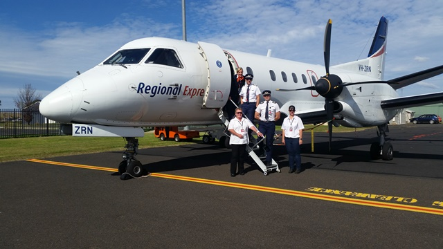 Regional Express Eyeing Northern Territory Expansion