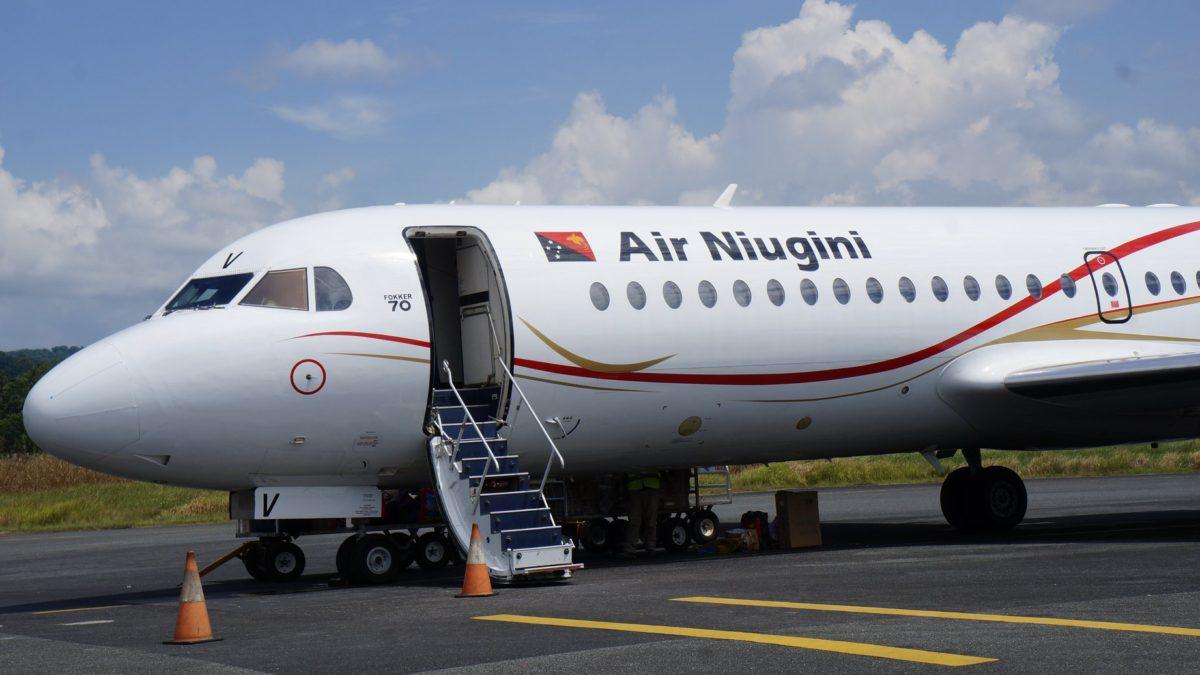 Air Niugini Plans Fleet Revamp