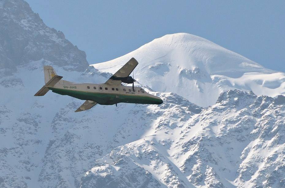 Connecting Nepal's Mountains with STOL Aircraft