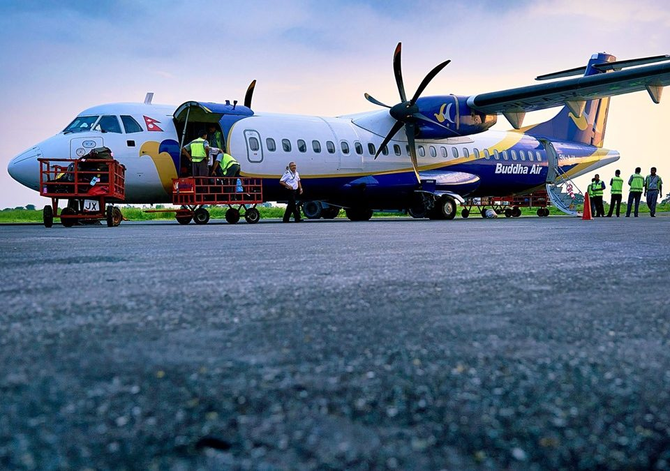Nepal's Buddha Air Adding ATRs, Launching New Subsidiary