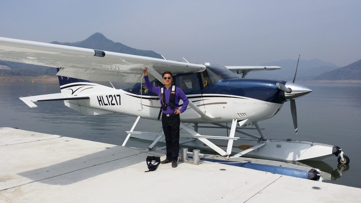 South Korea's First Seaplane Operator Receives AOC