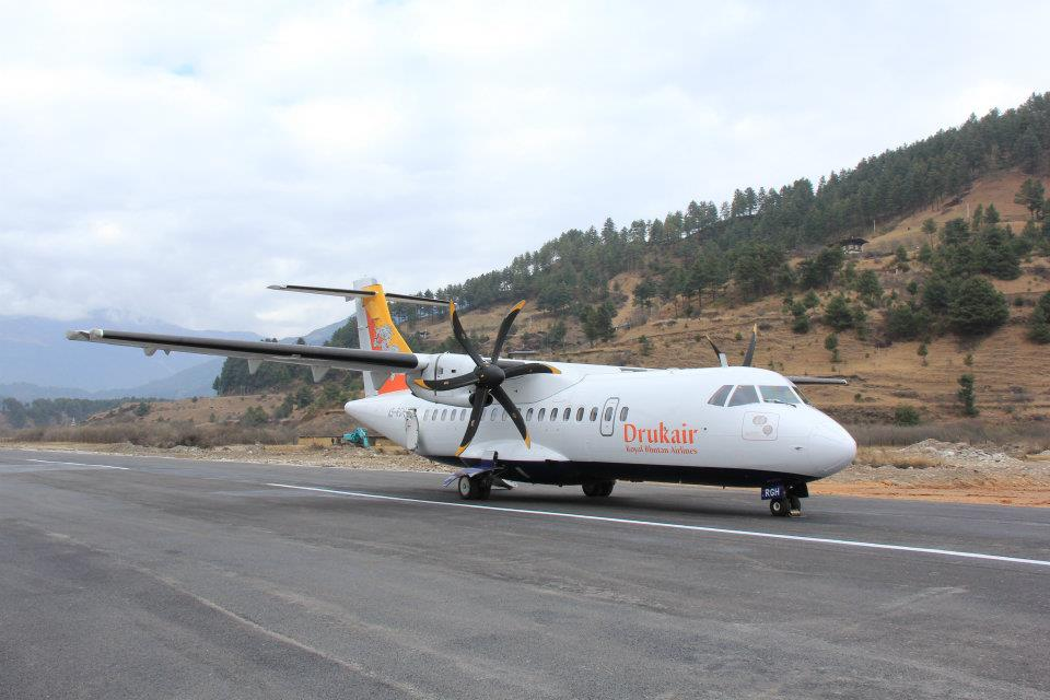 Bhutan's Druk Air Replacing ATR 42-500 with ClearVision-equipped ATR 42-600