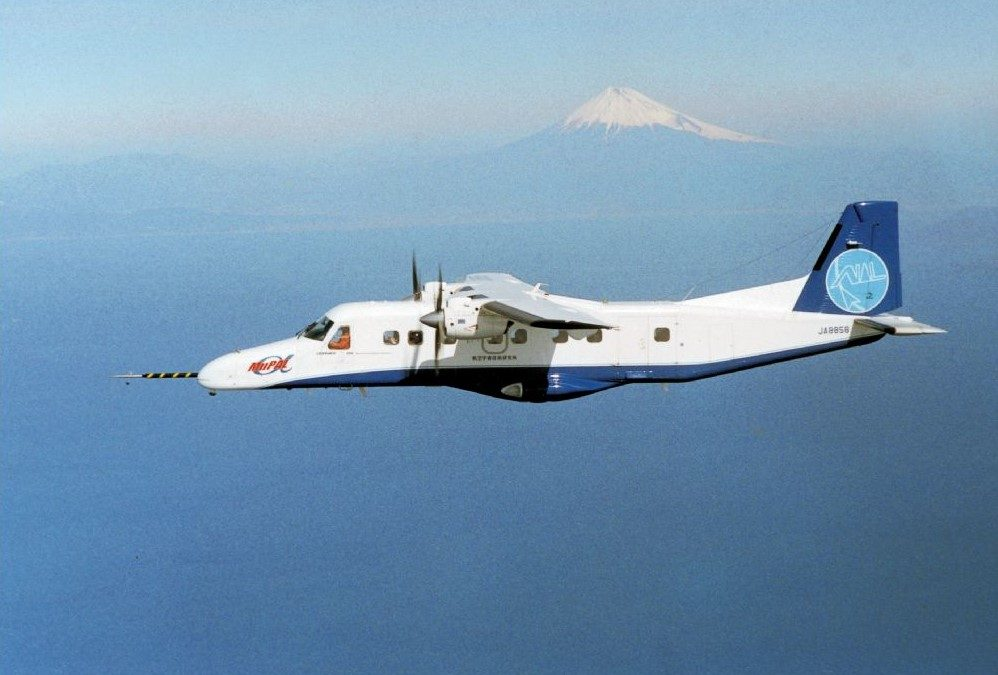 Fly-by-wire Research on JAXA's Dornier 228
