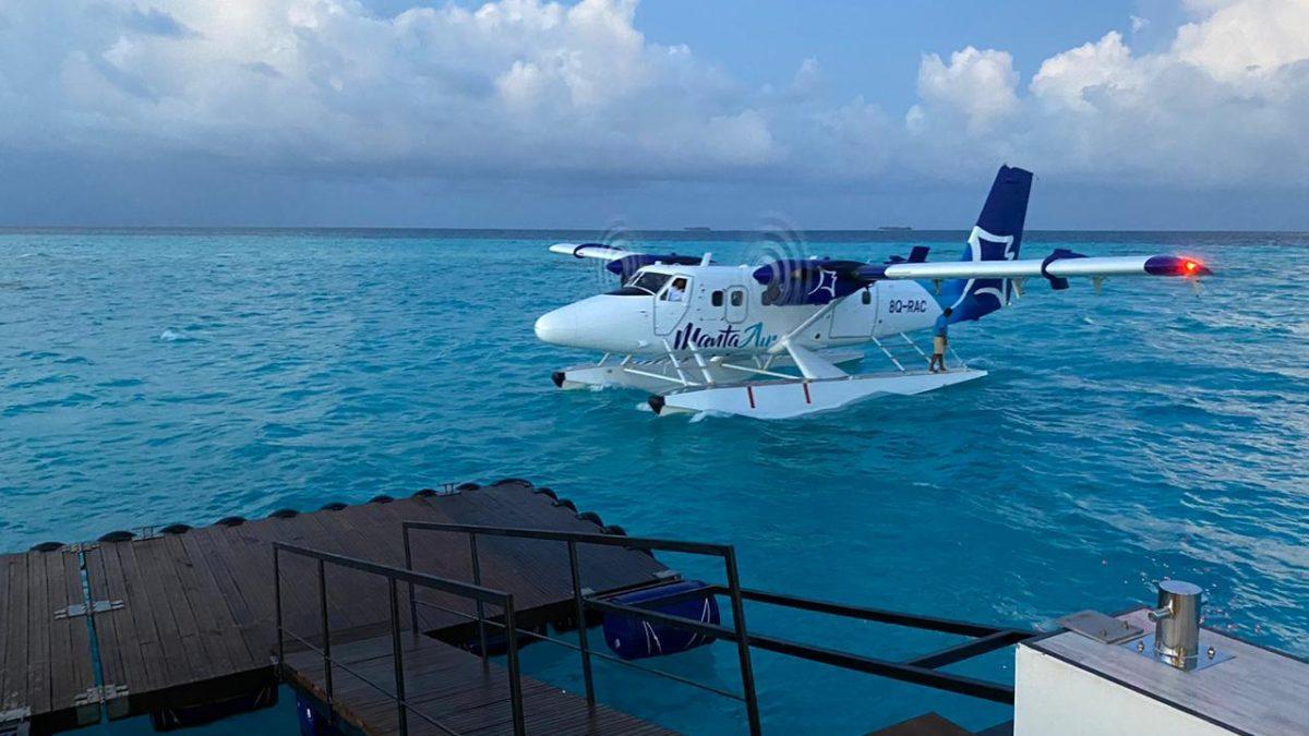 Maldivian Start-up Manta Air Getting Ten Twin Otter Seaplanes