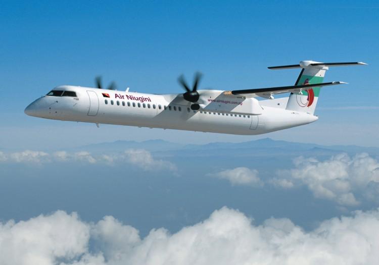 PNG's Air Niugini Resumes Dash 8-400 Flights