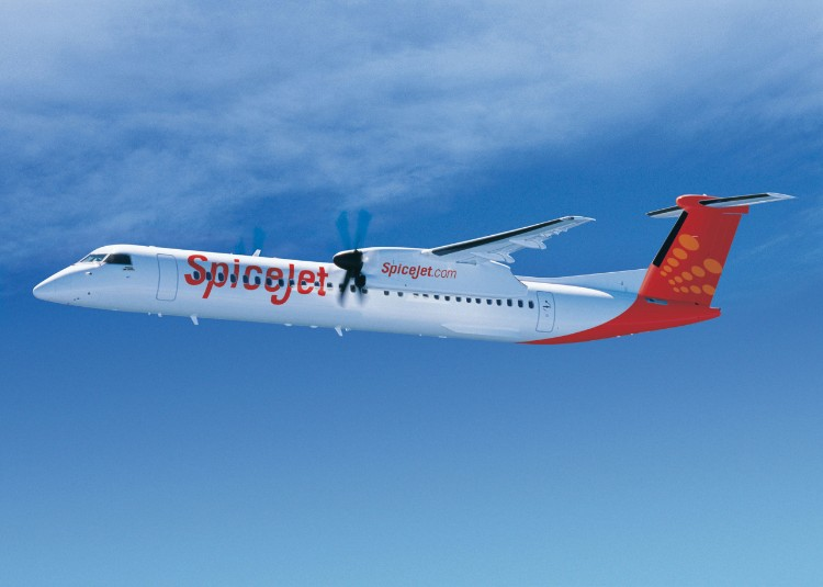 De Havilland Canada Sues India's SpiceJet