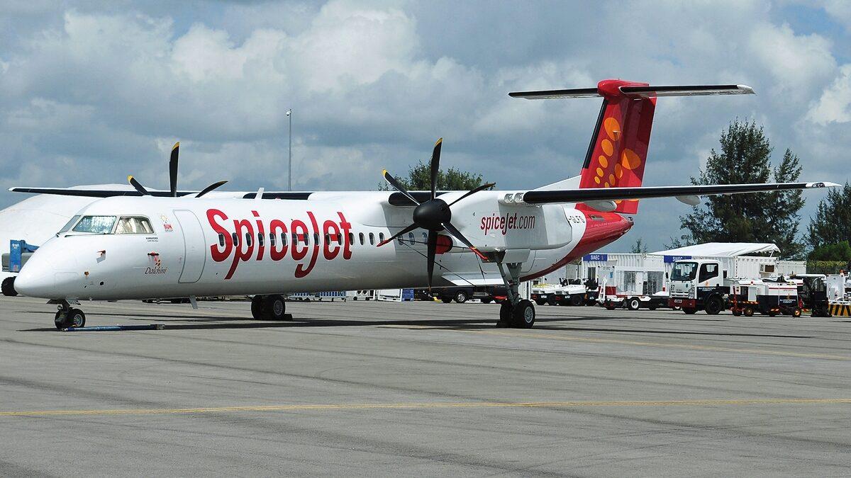 India's SpiceJet Makes Counterclaim Against De Havilland Canada