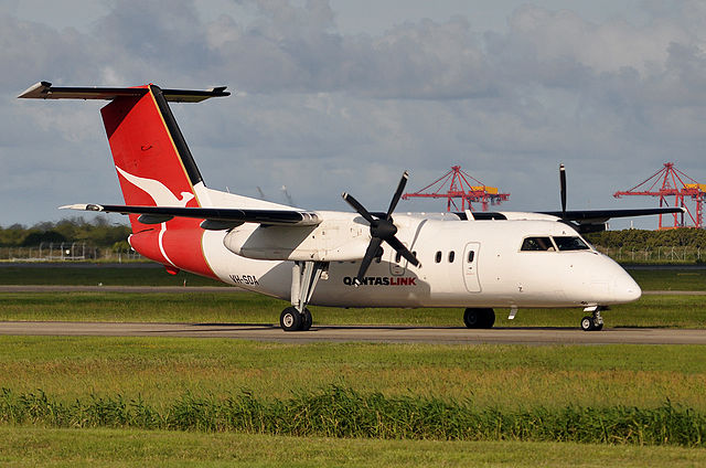 QantasLink To Compete Against Rex On More Routes