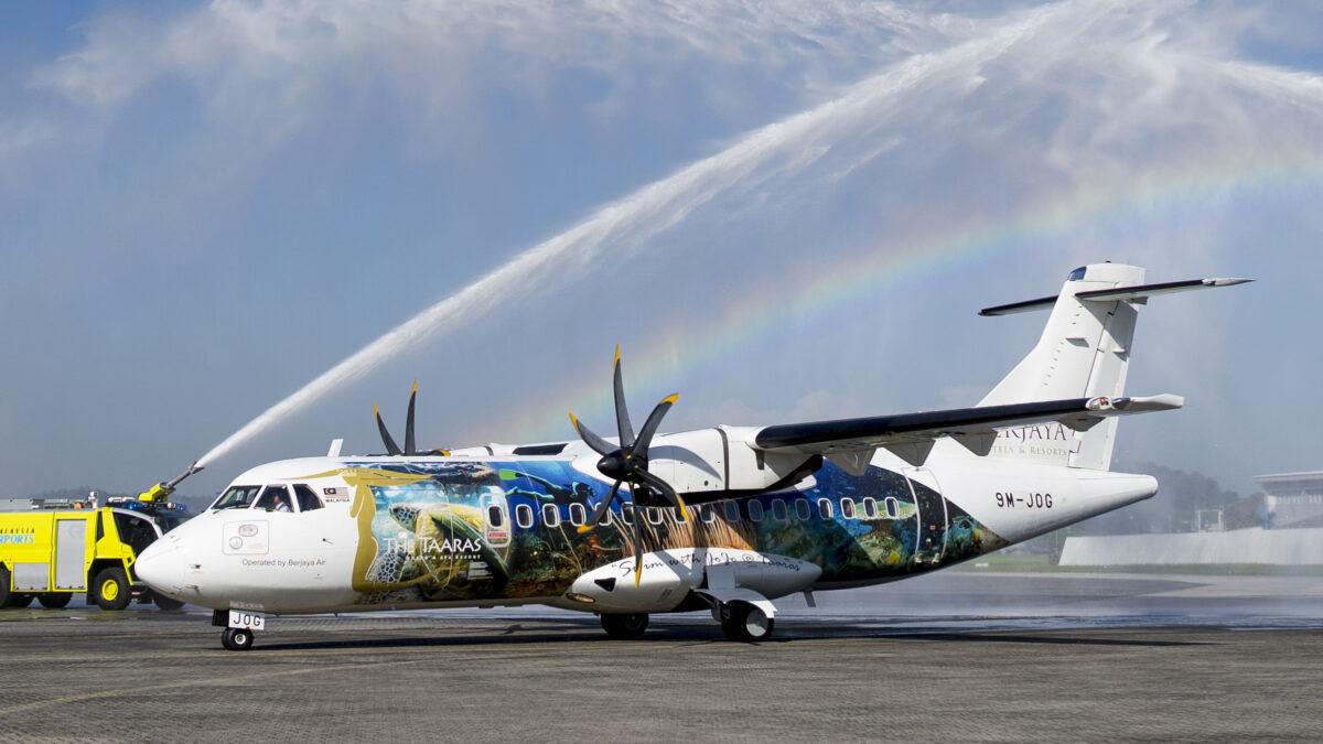 Berjaya Hotels Eyes More Redang Island ATR Routes