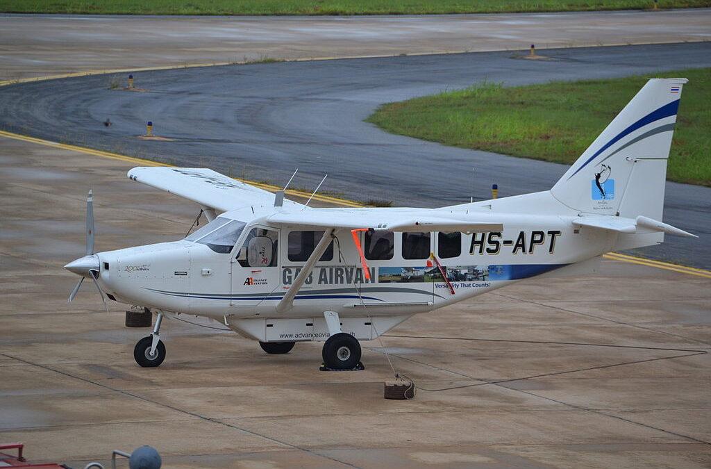 Australia's GippsAero Ceasing Production of GA8 Airvan