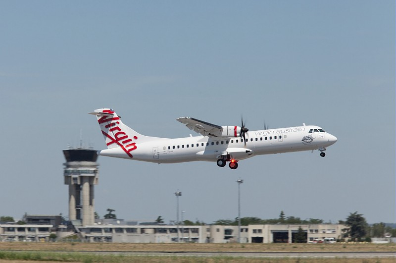 Virgin Australia Axes Regional Routes Following ATR Phase-Out