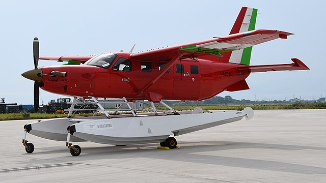 India's SpiceJet Aims To Launch Seaplane Services End-October