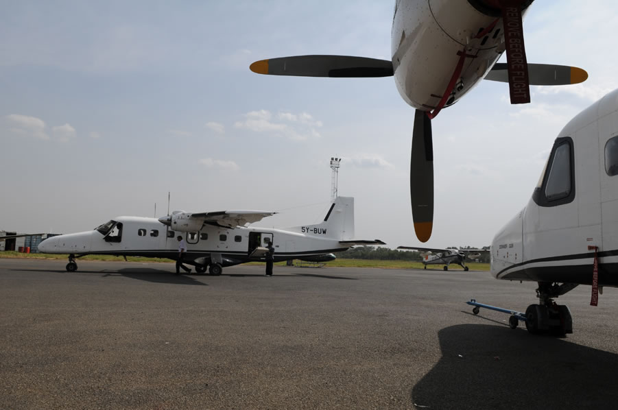 COVID-19 Creating New Challenges for Humanitarian Aid Flights in Africa