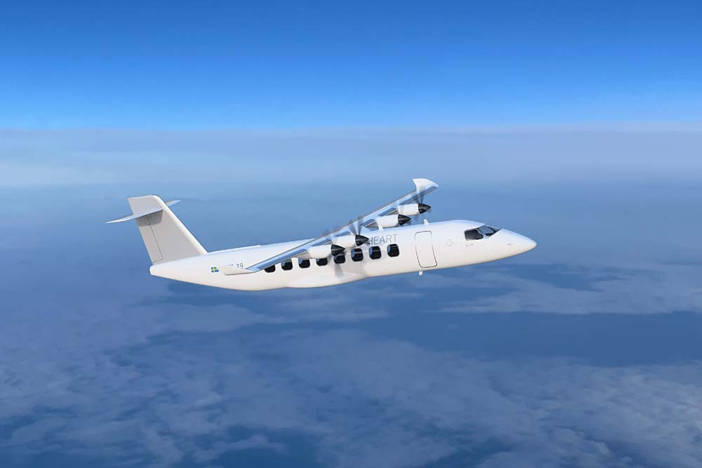 NZ's Sounds Air Signs LOI for Battery Powered E-19 Aircraft