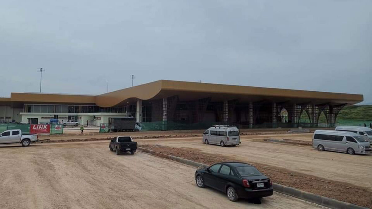 Thailand's Betong Airport to Open in December
