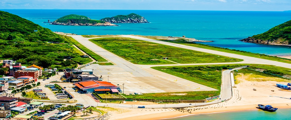 Taiwan Upgrading Matsu Islands Airports