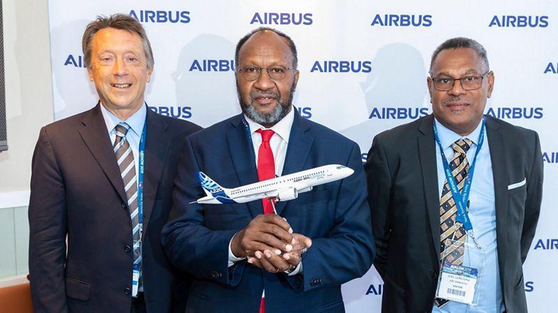 Inquiry Into Air Vanuatu Follows Change In Govt