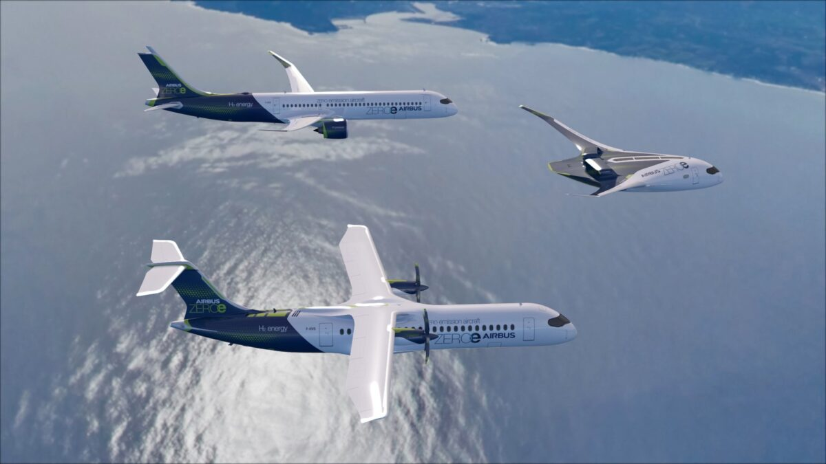 Many Challenges Facing Hydrogen-Powered Aircraft