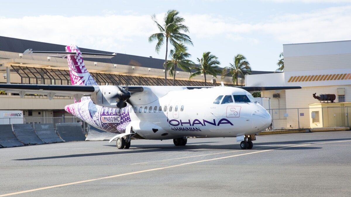Hawaiian's Regional Subsidiary Suspended