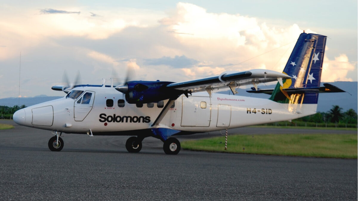 Solomon Airlines Calling for Govt Aid