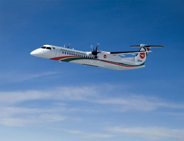 Biman Bangladesh To Take Delivery of Dash 8-400s