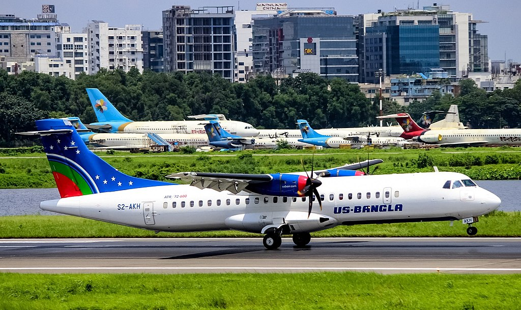 Bangladesh's US-Bangla To Receive Two ATR 72-600s Soon