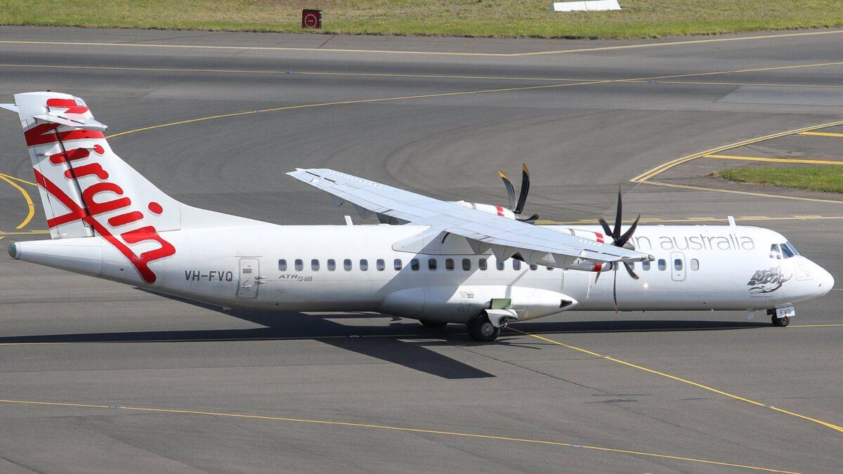 Lessor Chorus Aviation Remarketing Virgin Australia ATRs, Receives Many Rent Relief Requests